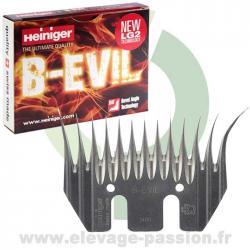 Peigne Heiniger B-Evil - boîte de 5