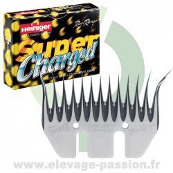 Peigne Heiniger Super Charged - boîte de 5