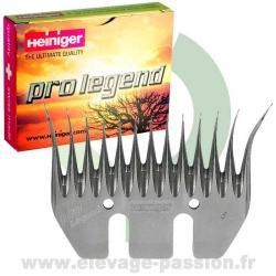Peigne Heiniger Pro Legend - boîte de 5
