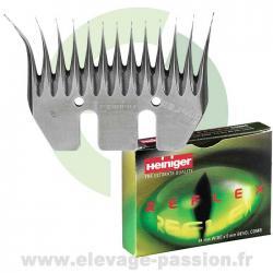 Peigne Heiniger Reflex gaucher - boîte de 5
