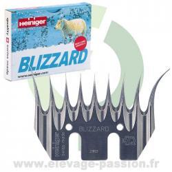 Peigne Heiniger Blizzard - boîte de 2