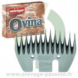 Peigne Heiniger Ovina - boîte de 5