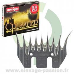 Peigne Heiniger Crusader - boîte de 2