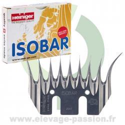 Peigne Heiniger Isobar - boîte de 2