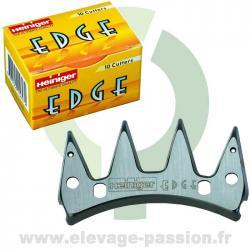 Contre peigne Heiniger Edge - boîte de 10