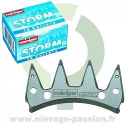 Contre peigne Heiniger Storm - boîte de 10