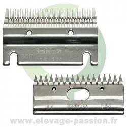 Jeu de peignes Heiniger tonte fine 35F/17 - styling