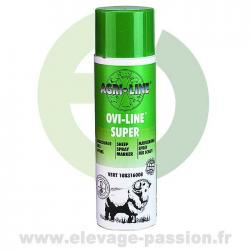 Bombe à marquer OVI-LINE super - 500ml vert