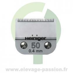 Tête de coupe Heiniger Saphir 50 - 0,2mm