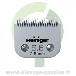 Tête de coupe Heiniger Saphir 8,5 - 2,8mm