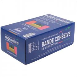 Bande cohésives de contention - lot de 18