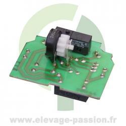 Plaquette électronique PCB Heiniger Delta 240V