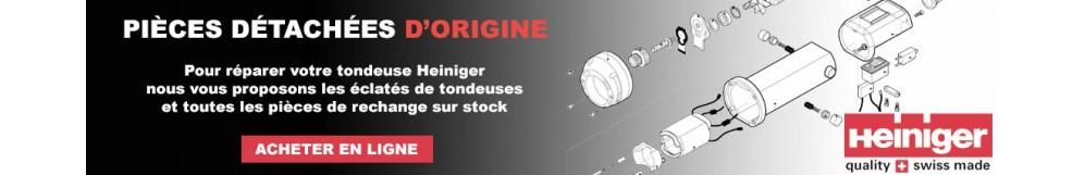 Pièces de rechange pour tondeuses Heiniger - pieces détachées d'origine